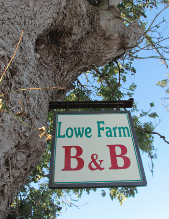 Lowe Farm Bed and Breakfast