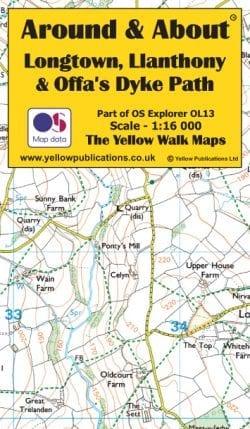 Longtown, Llanthony & Offa's Dyke Path
