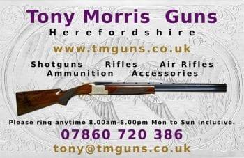 Tony Morris Guns