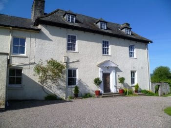 Aberllynfi House Bed and Breakfast